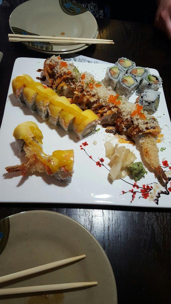 Yaka Sawa Sushi And Grill: 57 Main St, Ashburnham, MA