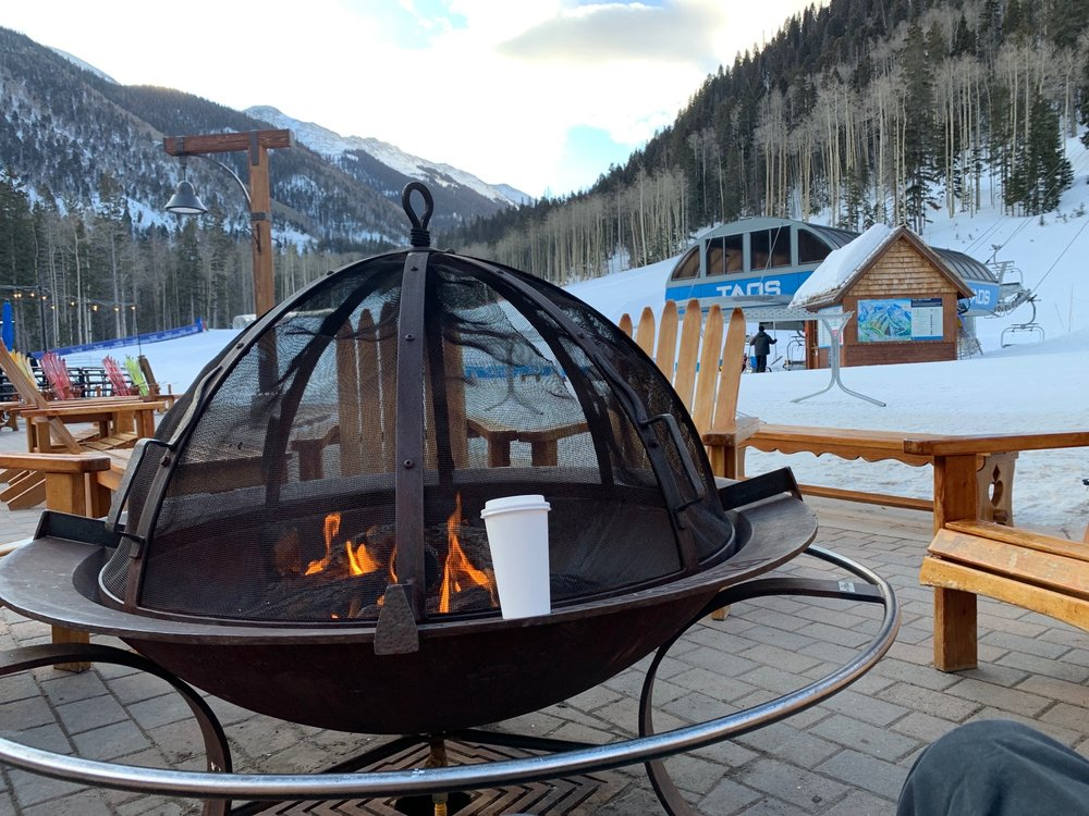 Black Diamond Espresso: 122 Sutton Pl, Taos Ski Valley, NM