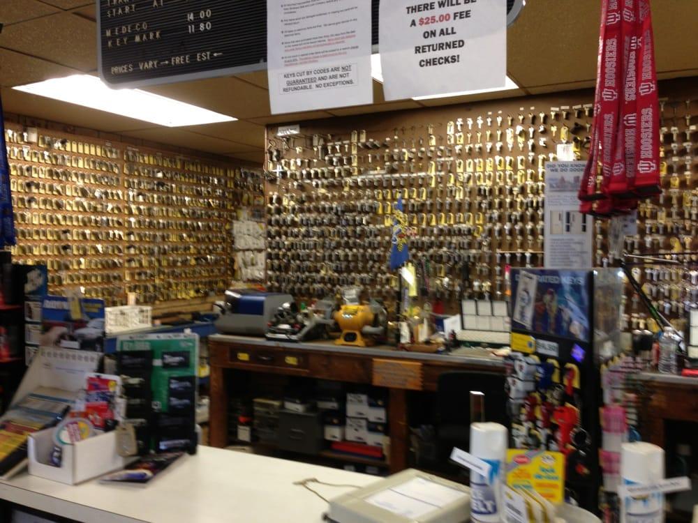 Klein Bros Lock & Key: 1101 W Broadway, Louisville, KY
