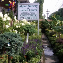 Alpine Nursery Garden Center Nurseries Gardening 291 Main