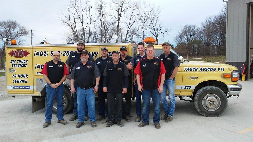 STS Truck Services: 270 E Grant St, Blair, NE