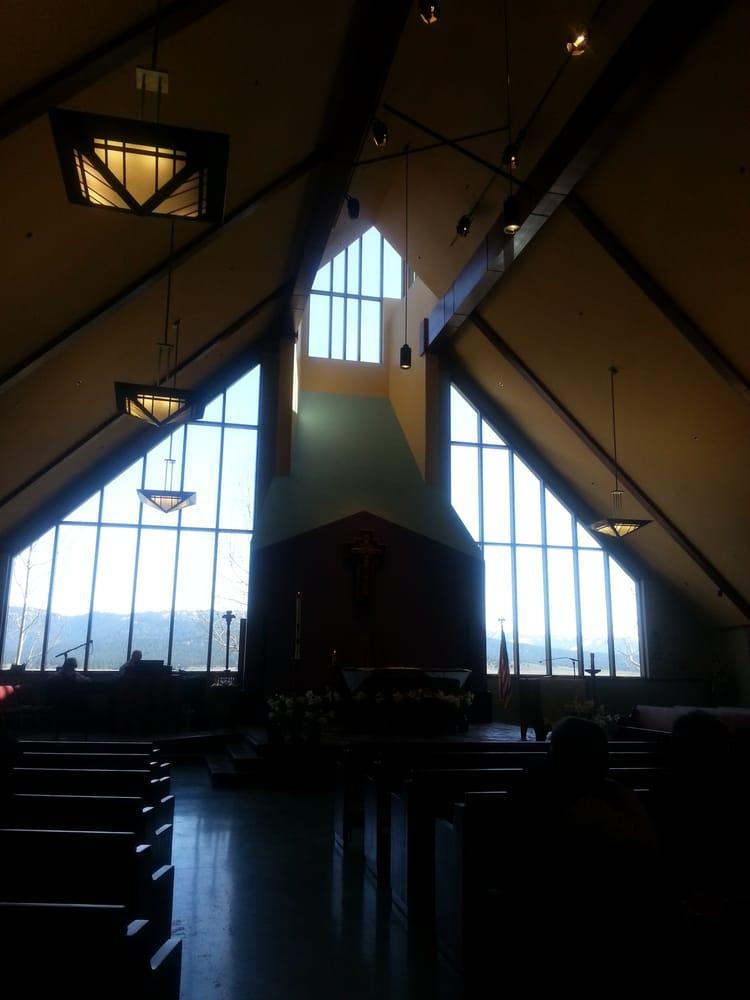 St Katharine Drexel Catholic Church: 101 Vista Point Blvd, Cascade, ID