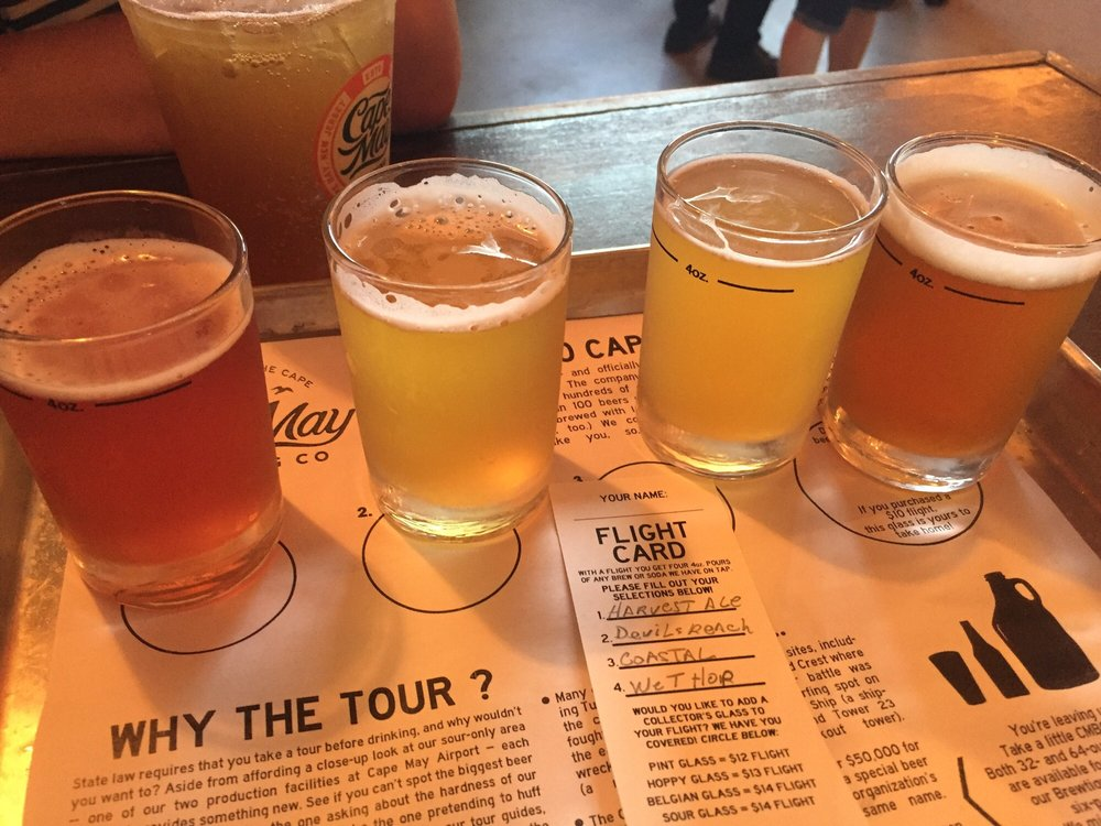 Cape May Brewing Company: 1288 Hornet Rd, Cape May, NJ