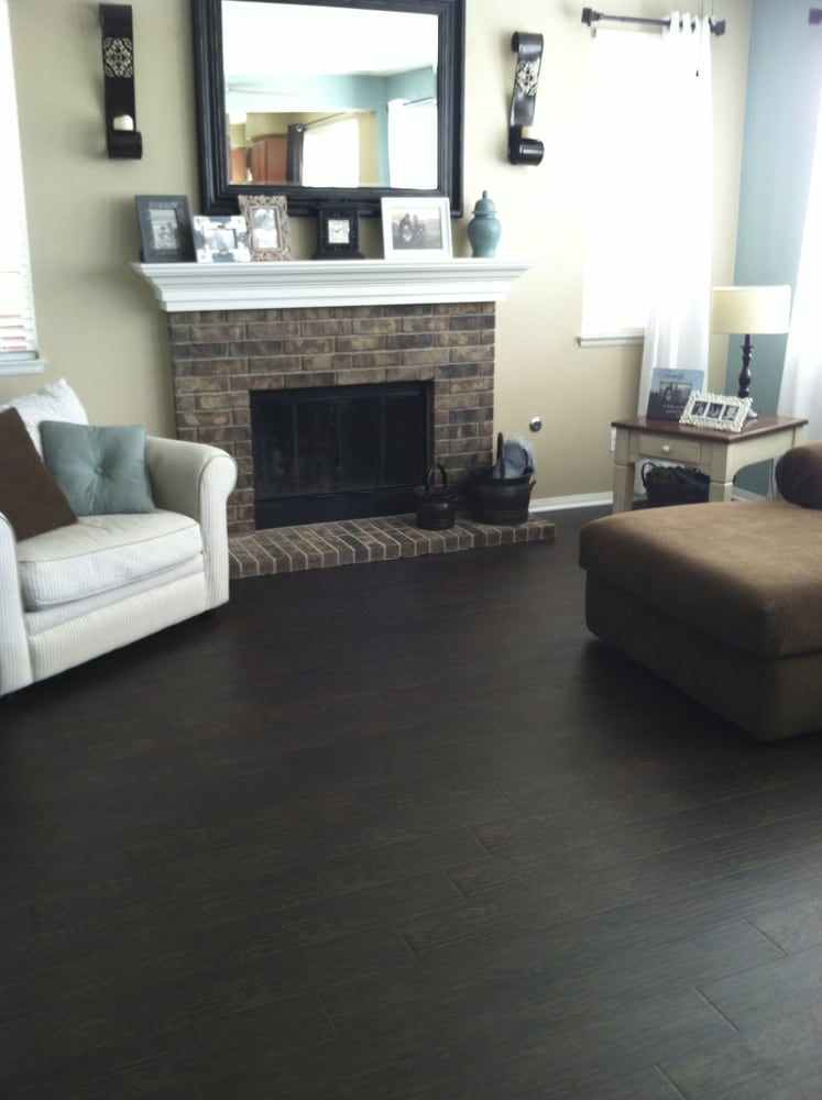 Lamett Sunset Hickory This Is A Laminate Yelp
