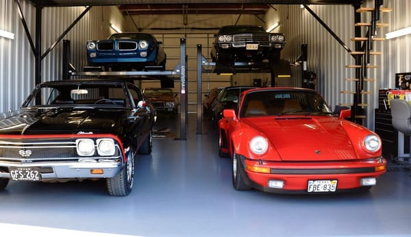 Garage oasis 8826 louetta rd spring for W garage assurance