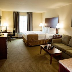 Photo Of Cobblestone Hotel Suites Knoxville Ia United States King Suite
