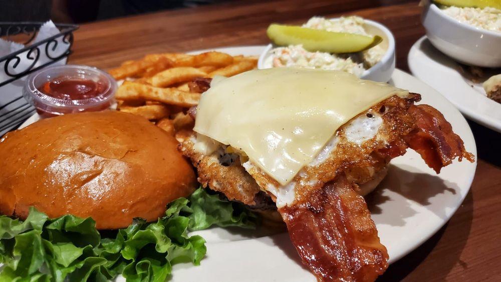 Jimmy's American Grill: 140 Rt 130 S, Bordentown, NJ