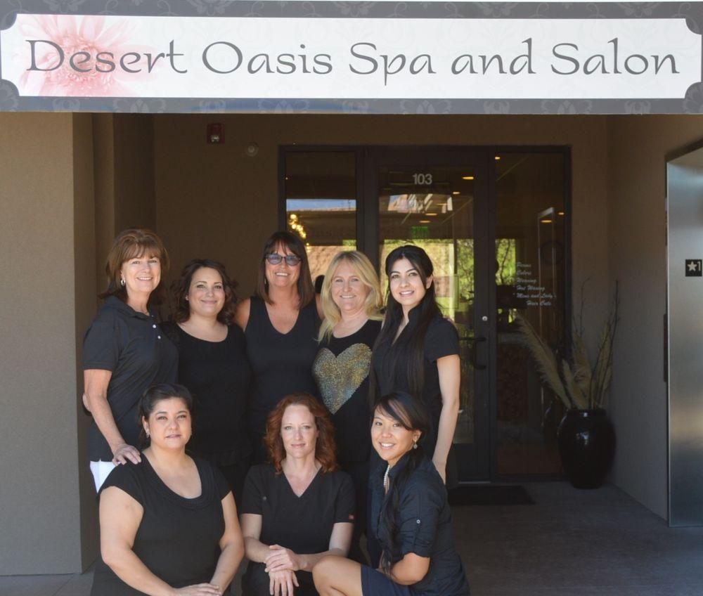 Desert Oasis Spa and Salon: 840 Pinnacle Ct, Mesquite, NV
