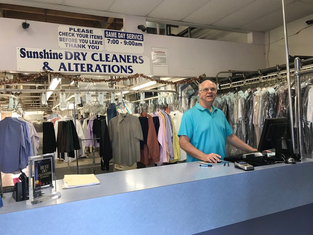 Sunshine Dry Cleaners