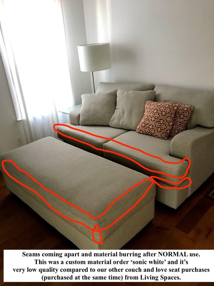 Living spaces 172 photos 512 reviews furniture shops for Living spaces furniture reviews