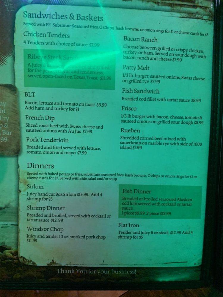 Oasis Bar & Grill: 123 Main St, Dexter, MN