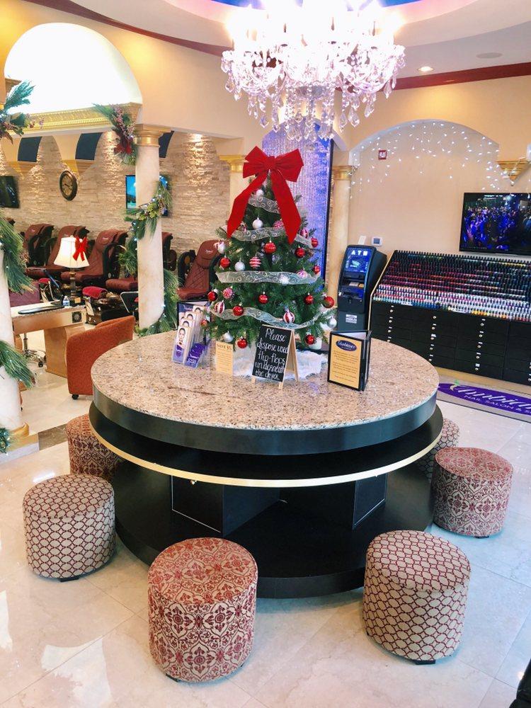 Ambiance Nail Salon & Spa II - Harper's Point: 11322 Montgomery Rd, Cincinnati, OH