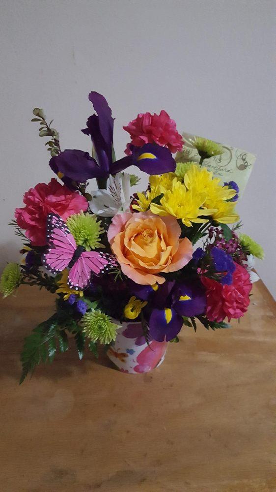 Anderson Florist & Greenhouse: 1610 Sixth Ave, E, Alexandria, MN