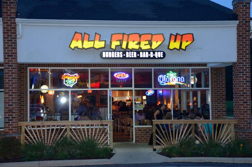 All Fired Up: 31473 Center Ridge Rd, North Ridgeville, OH