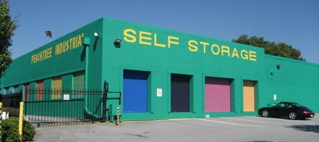 Peachtree Industrial Self Storage