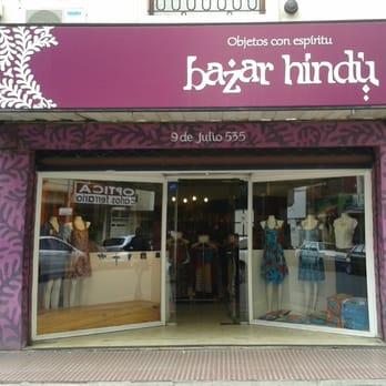 Bazar hind ropa femenina 9 de julio 535 centro for Bazar en cordoba