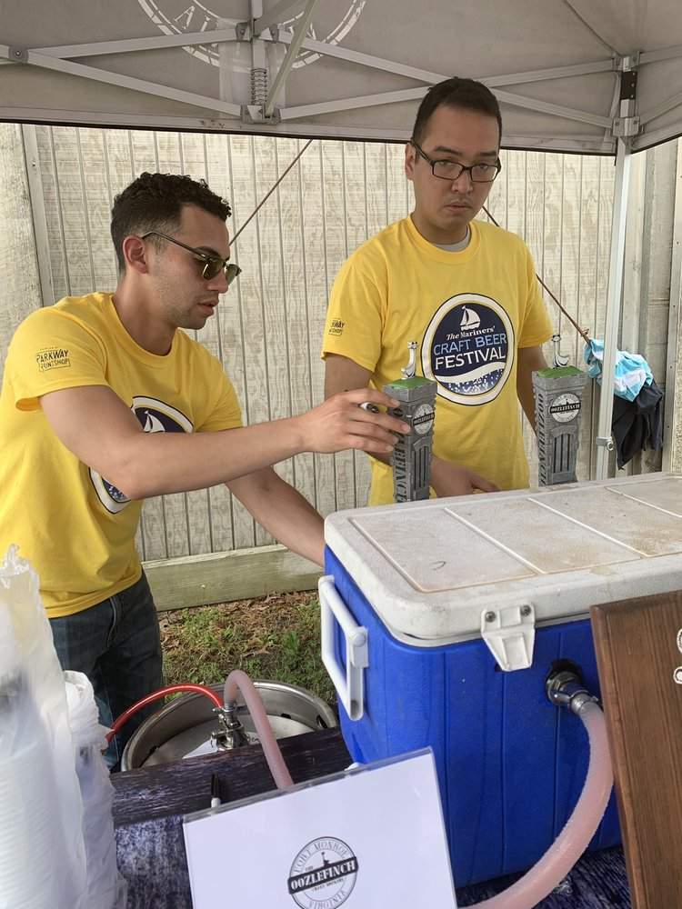 Social Spots from The Mariners' Craft Beer Festival