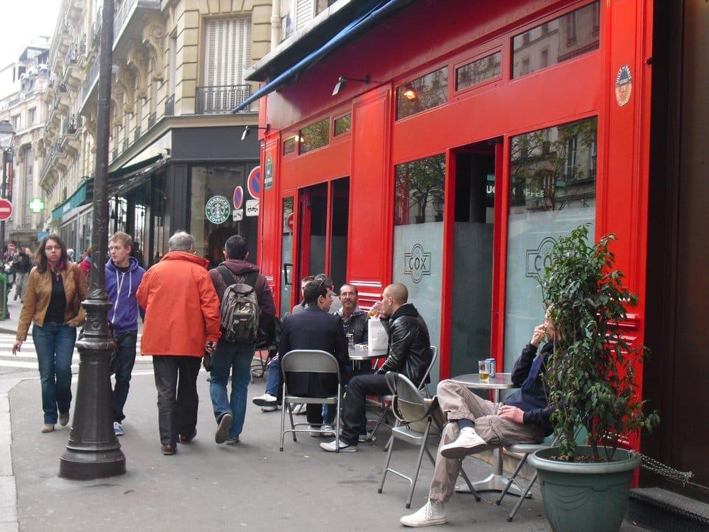 Photo de Cox - Paris, France