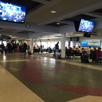 Airlines change terminals at Logan Airport - The Boston Globe