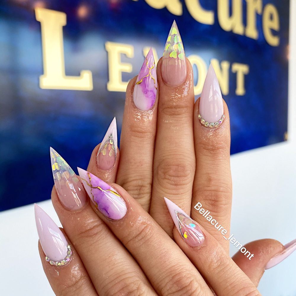 Bellacure Nails & Spa: 13472 Archer Ave, Lemont, IL