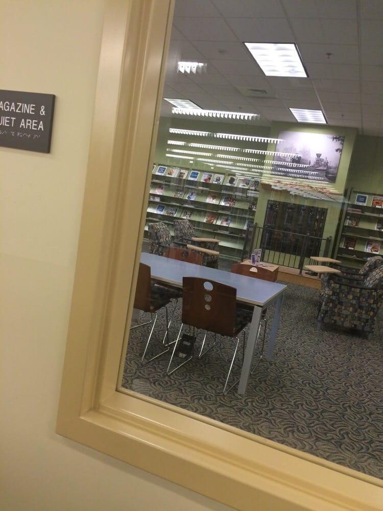 Baltimore County Public Library - Arbutus Branch: 855 Sulphur Spring Rd, Arbutus, MD