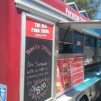 The Red Food Truck - 26 Photos & 70 Reviews - Food Trucks ...
