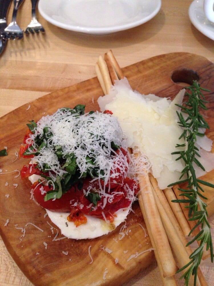 Caprese yelp for Aruffo s italian cuisine