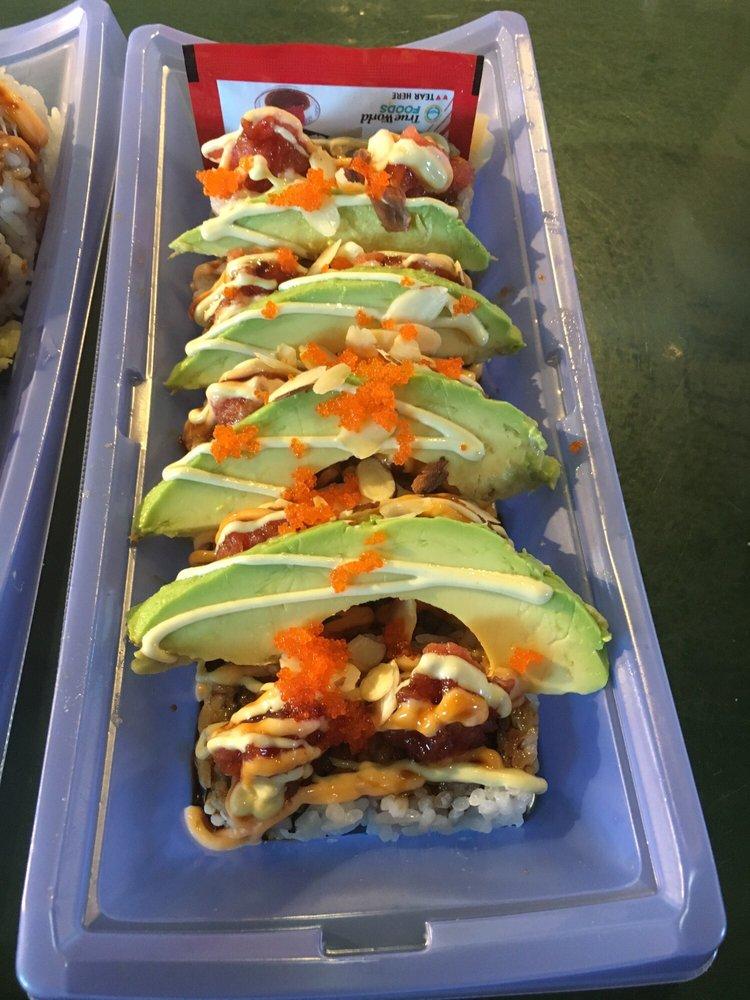 Sushi Garden: 800 Smith St, Charleston, WV