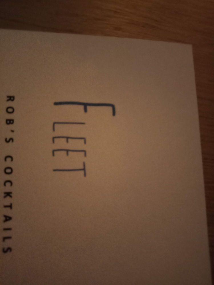 Fleet Restaurant