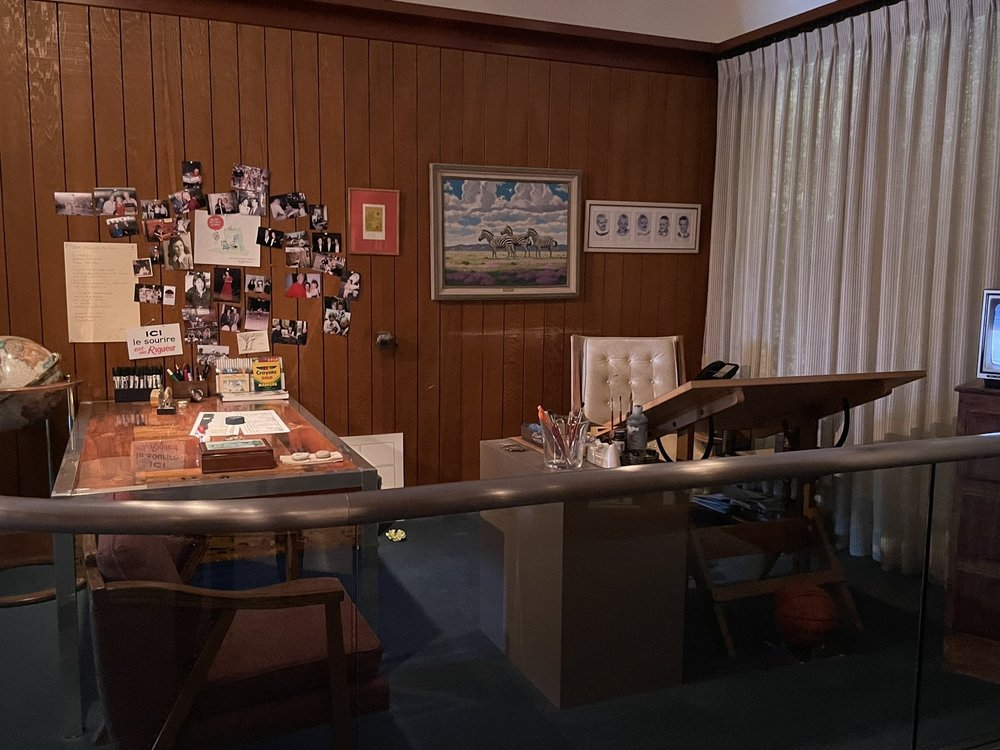 Charles M Schulz Museum & Research Center