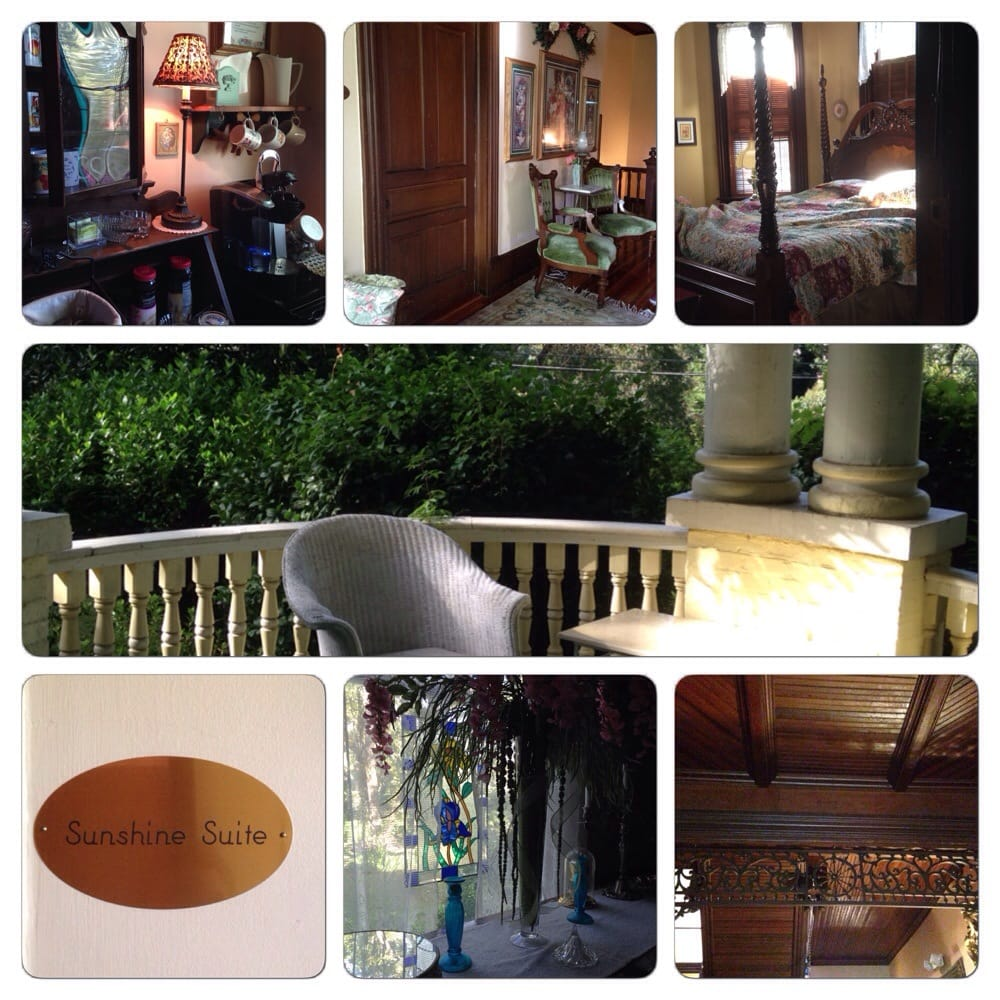 Mistletoe Bough Bed and Breakfast: 497 Hillabee St, Alexander City, AL