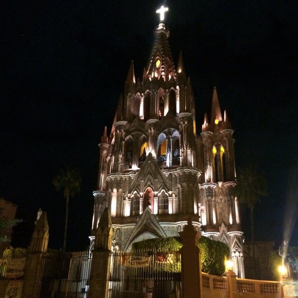 Parroquia De San Miguel Arc Ngel 45 Fotos Y 10 Rese As