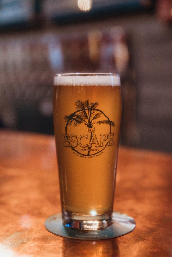 Escape Craft Brewery: 28162 Camino Capistrano, Laguna Niguel, CA