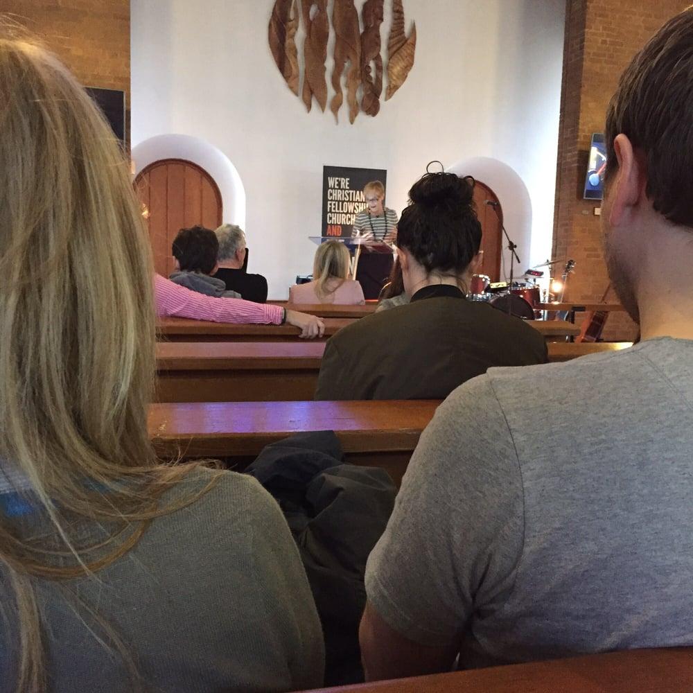 Christian Fellowship Church South Belfast   Methody Chapel, Glengormley BT36 5US   +44 28 9067 1838