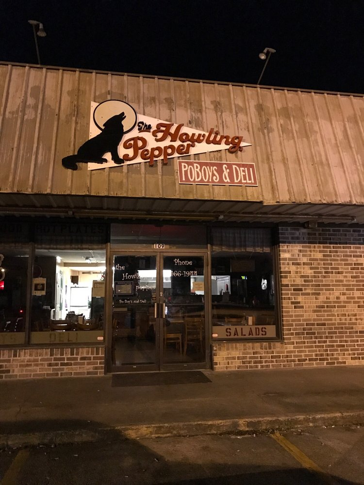 The Howling Pepper: 109 St Rose Ave, Saint Rose, LA