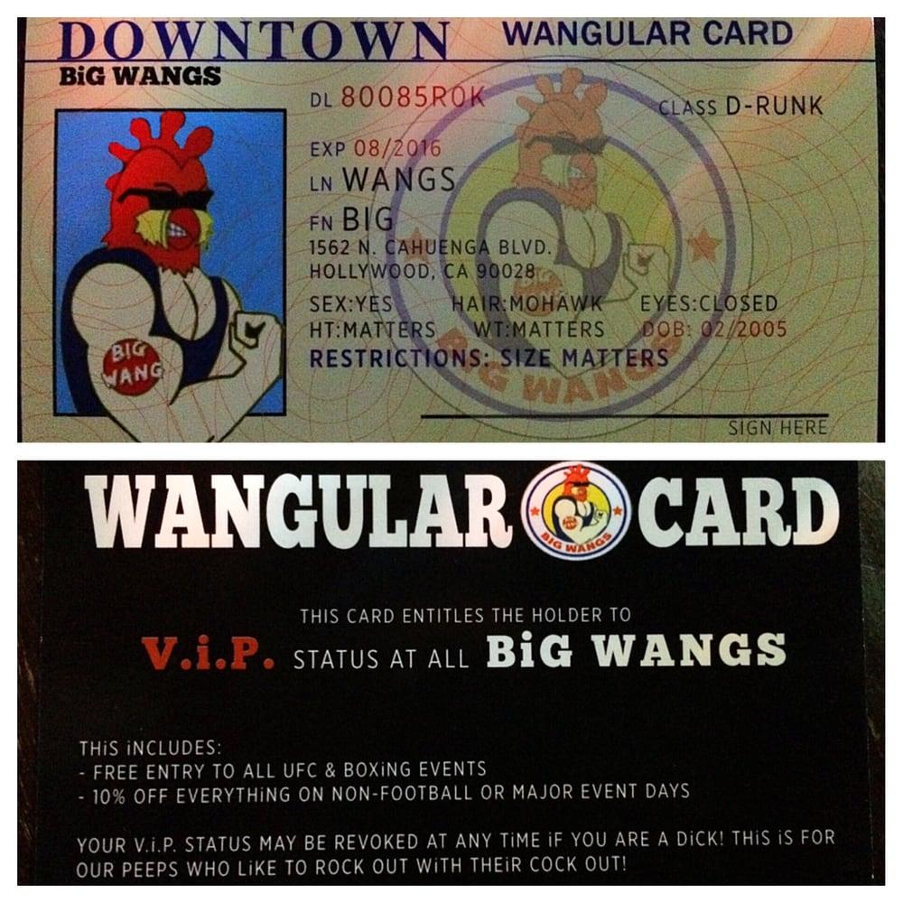 Taste My Big Wang
