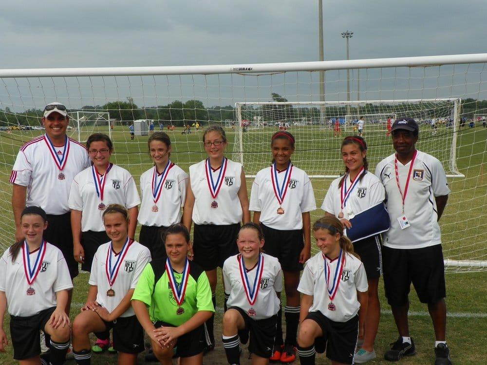 Lafayette Youth Soccer Association: 210 Sonny Roy Ln, Lafayette, LA