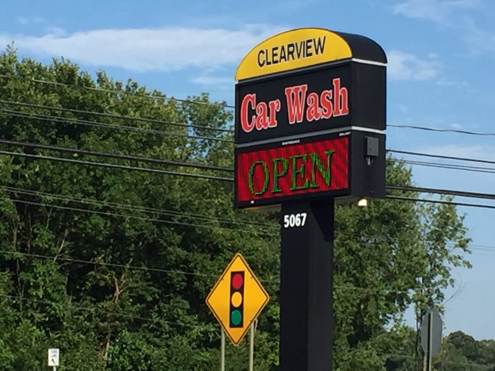 Clearview Car Wash: 5067 North Dupont Hwy, Dover, DE