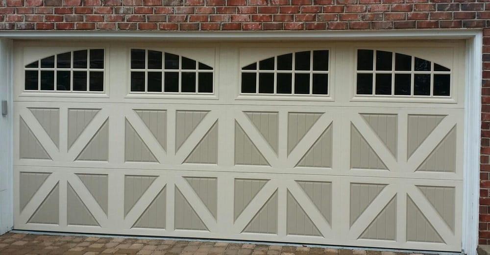 Install Of Amarr Classica Style 2 Car Garage Door Yelp