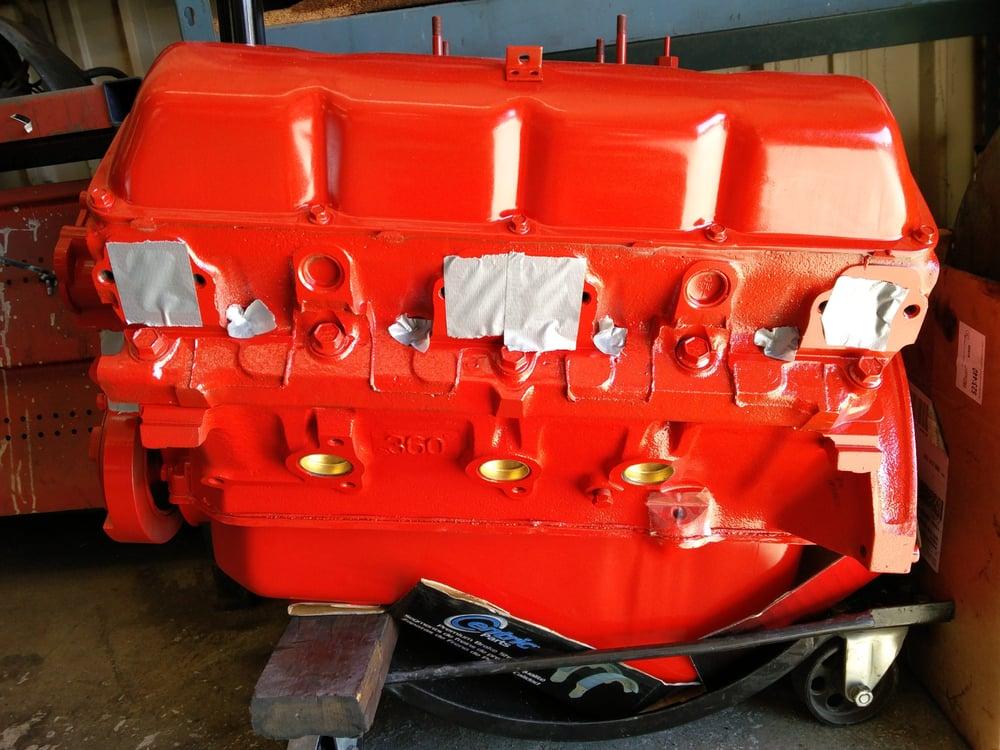 Orange Engine Rebuilding - 16 Reviews - Auto Repair - 1911 E