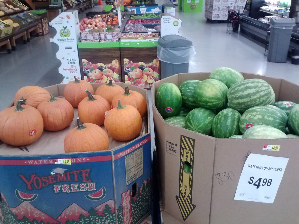 Walmart Supercenter: 2900 S Pacific Ave, Yuma, AZ