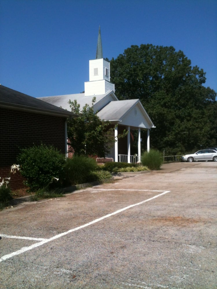 Mount Pleasant Baptist Church: 112 Mount Pleasant Rd, Westminster, SC