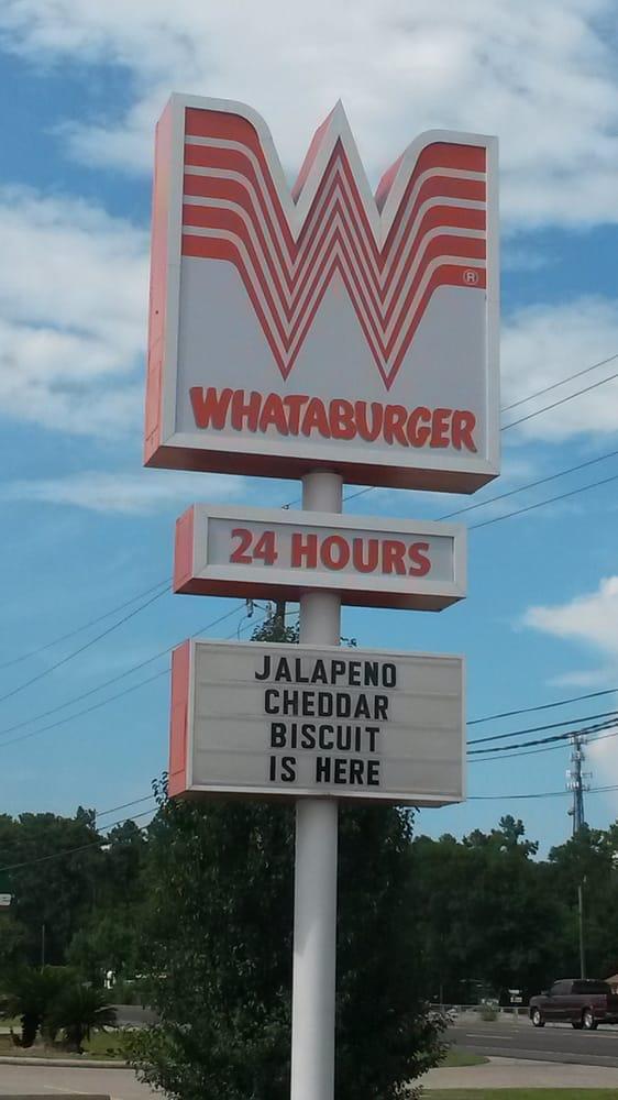 Whataburger: 401 N Main St, Lumberton, TX