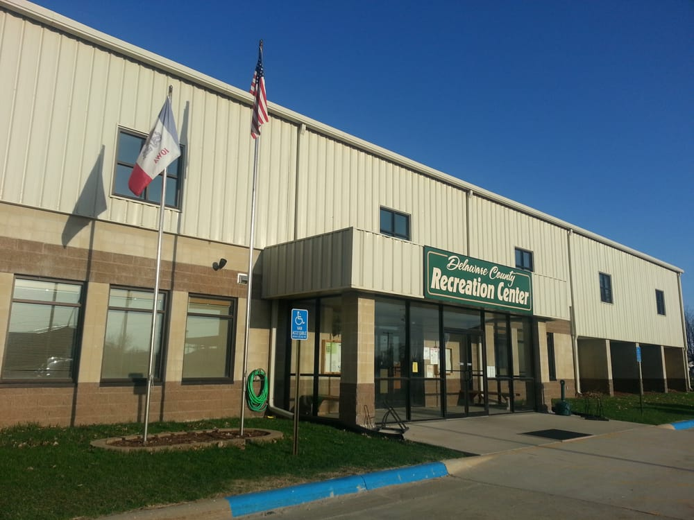 Delaware County Recreational Center: 200 E Acers St, Manchester, IA