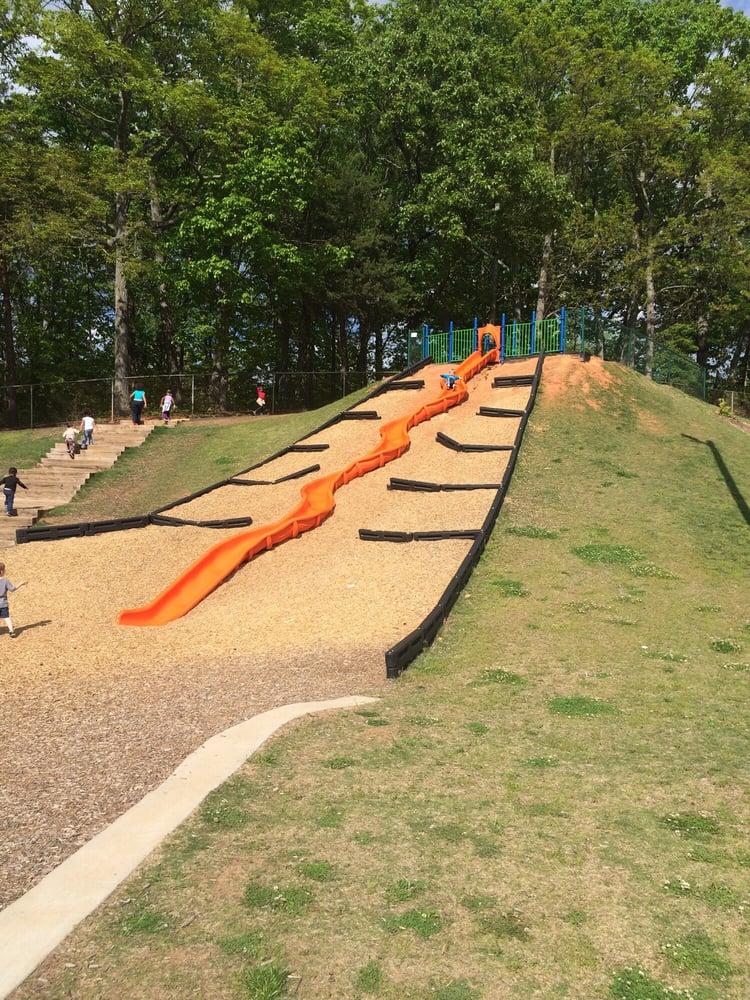 Zahra Baker All Children Playground: 805 6th St SE, Hickory, NC