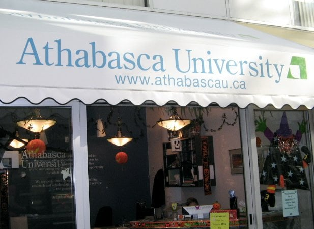 Apply Now | Athabasca University | Master's Degree