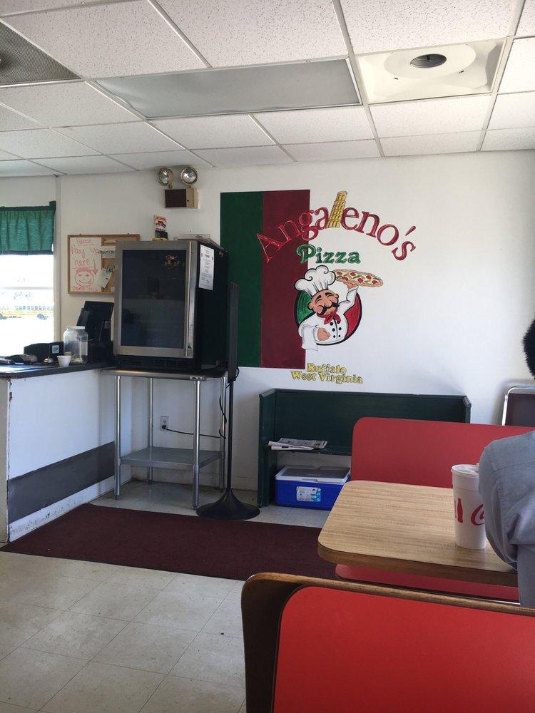 Angaleno's Pizza: 3458 Buffalo Rd, Buffalo, WV