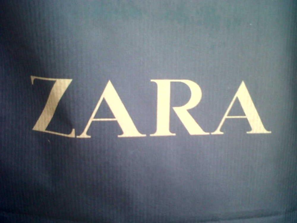 Zara moda feminina calle da republica de el salvador for Zara santiago de compostela