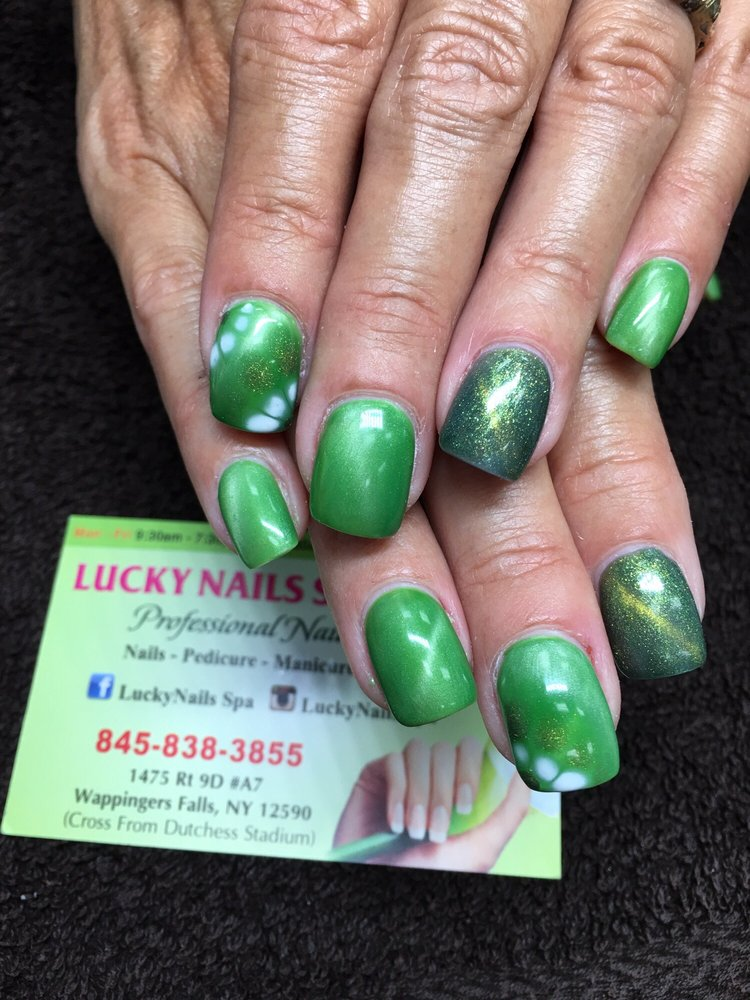 Photos for Lucky Nails Spa - Yelp
