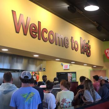 Photo Of Moe S Southwest Grill Gardendale Al United States The Line For